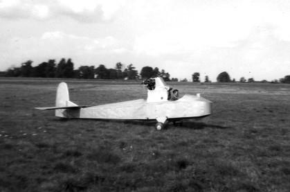 BAC Drone II G-ADPJ.